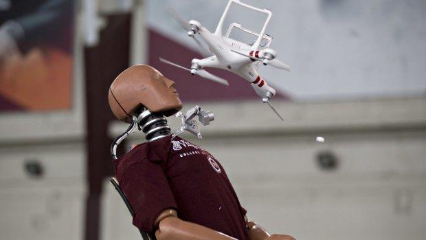 'Lek bij DJI maakte live meekijken met drones mogelijk'