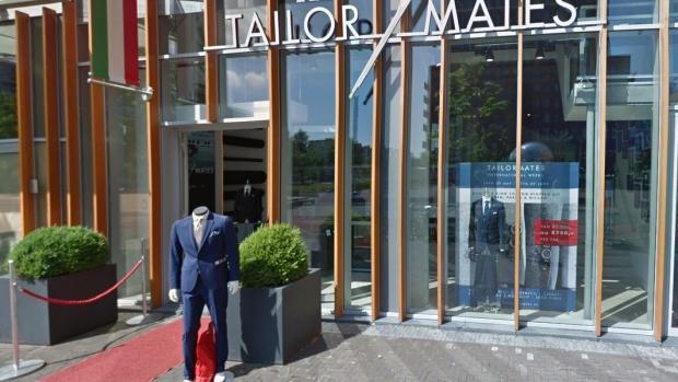 Tailormates, de maatpakkenspecialist van de Zuidas, is failliet