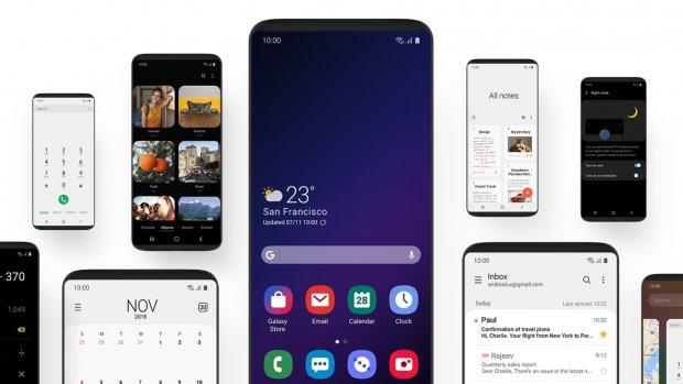 Samsung maakt bedienen grote smartphones makkelijker