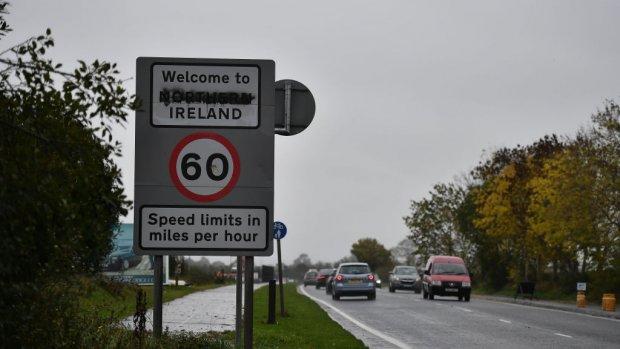 'EU wil douanegrens in Ierse zee bij no deal-brexit'