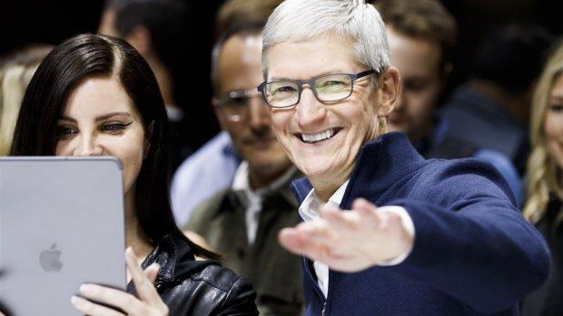 Apple diep in de min: vrees voor tegenvallende verkopen