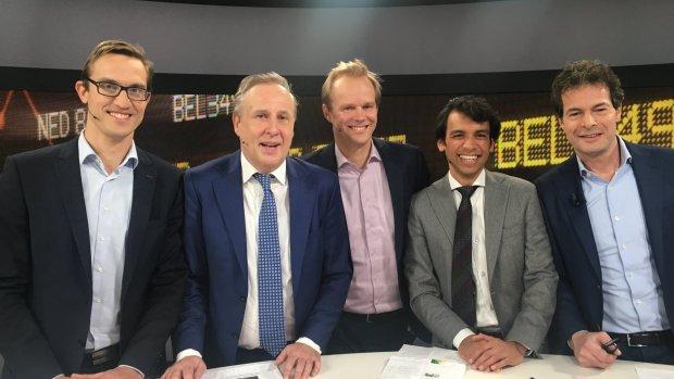 Kijk terug: Nederland-België in Beurs Inside