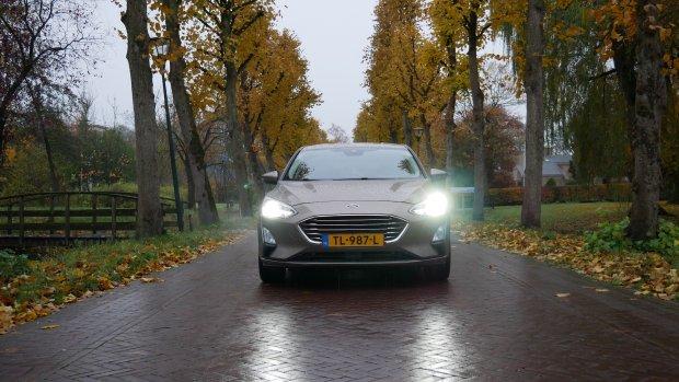 Duurtest Ford Focus: veel tech aan boord