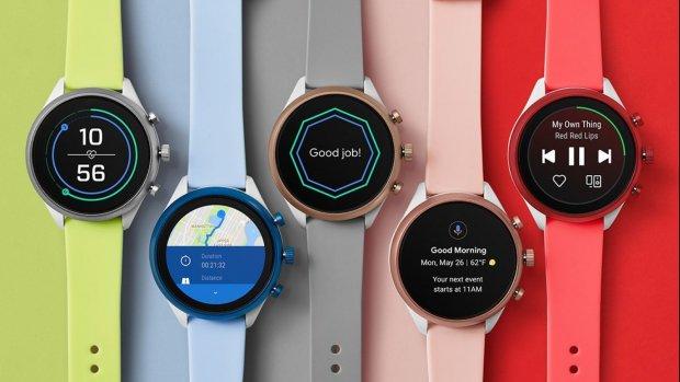 Google neemt smartwatch-techniek Fossil over