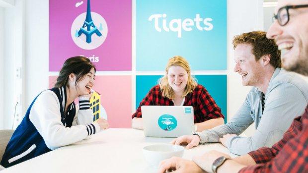 20 miljoen euro groeigeld voor Amsterdamse startup Tiqets
