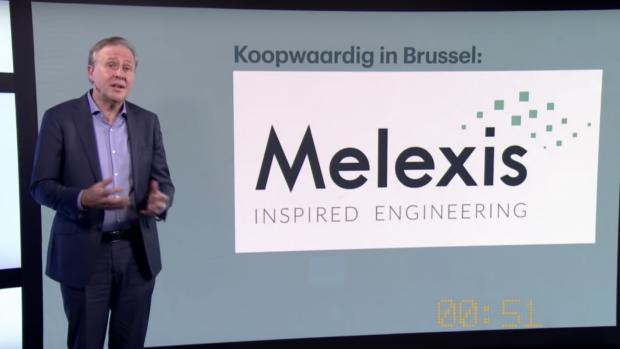 Kies voor Belgische tech met Melexis