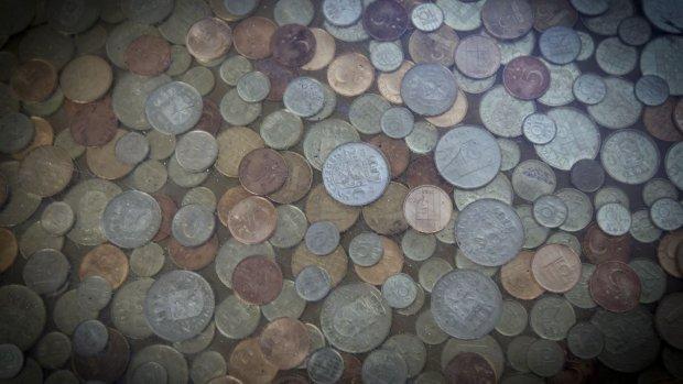 Verkeerd geslagen zilveren tientje brengt dik 22.000 euro op