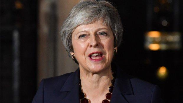 Premier May: voldoende steun in Brits kabinet voor brexitdeal