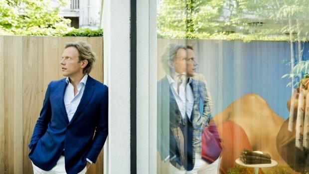 Kijk terug: Fokke de Jong (SuitSupply) over duurzame mode