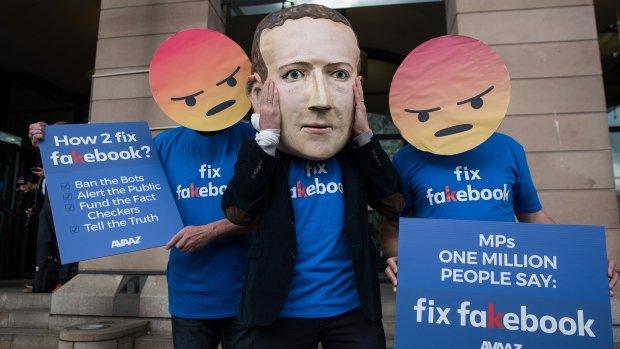 Fout Facebook: apps konden ongepubliceerde foto's al wel zien