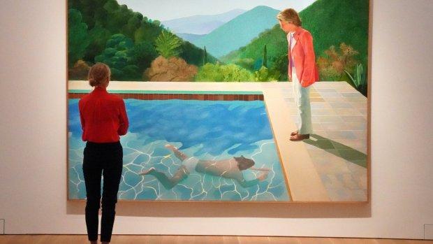 80 miljoen voor een schilderij: 'De maker heeft liever erkenning'