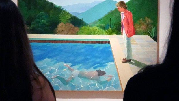 Nieuw record: 90 miljoen voor werk van levende kunstenaar