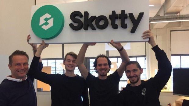 Eindhovense startup Skotty laat je veilig bestanden delen