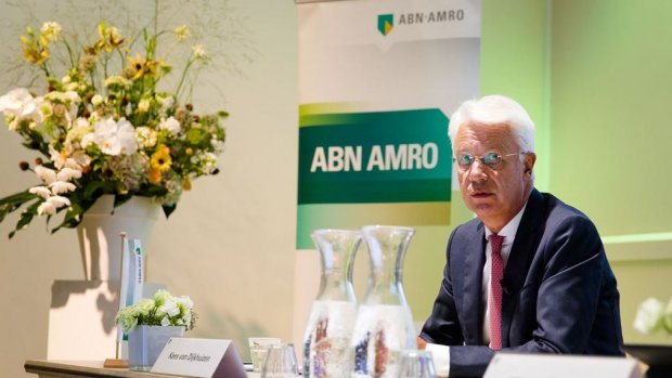 ABN Amro wil simpeler bedrijfsstructuur en extra dividend uitkeren