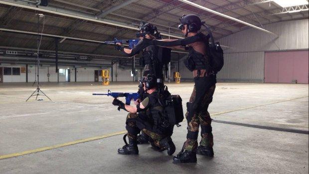 Defensie-tech op Bright Day: drones en VR-training