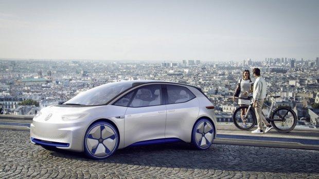 Commentaar: Volkswagen gaat eindelijk elektrisch