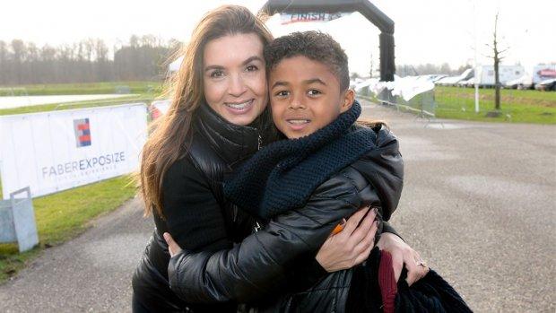 Rossana Kluivert houdt Shane thuis op 5 december