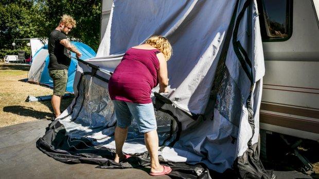 Nederlandse campings en hotels hadden een goede zomer