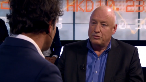Kijk terug: Pharming-ceo Sijmen de Vries blijft optimistisch