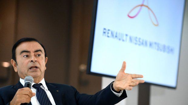 Topman Renault en Nissan verdacht van miljoenenfraude