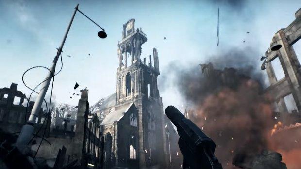 'Oorlogsgame Battlefield V als geschiedenisles'