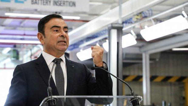 Nissan onderuit na arrestatie van fraude verdachte autobobo Ghosn