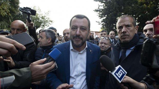 Italië lijkt bereid te buigen onder Europese begrotingsdruk