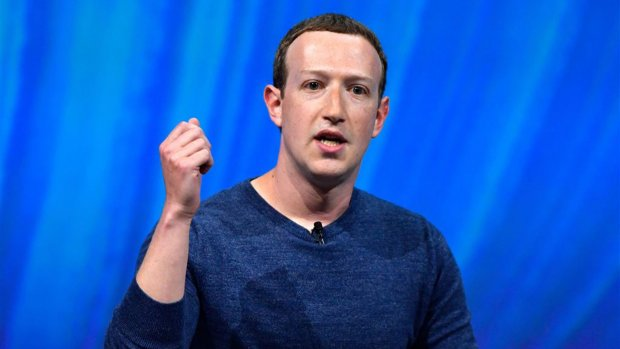 Zuckerberg is niet van plan uit het Facebook-bestuur te stappen