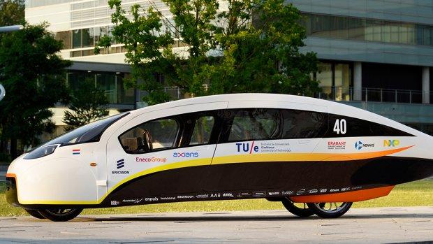 Ervaar het duurzame vervoer van de toekomst op Bright Day