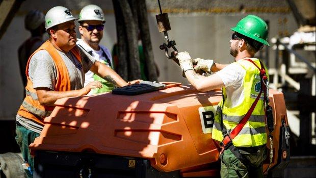 Jubelstemming in de bouw: omzet stijgt met bijna 10 procent