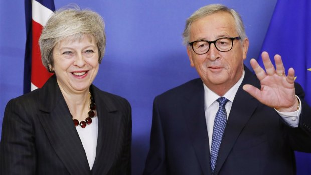 EU en VK sluiten principeakkoord over toekomstige relatie