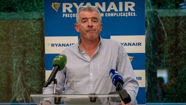 UWV beslist: Ryanair mag Eindhovens personeel niet ontslaan