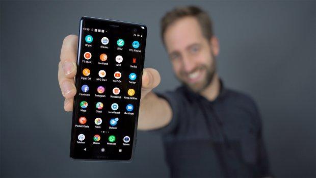 Deze Sony-smartphone doet alles net even anders