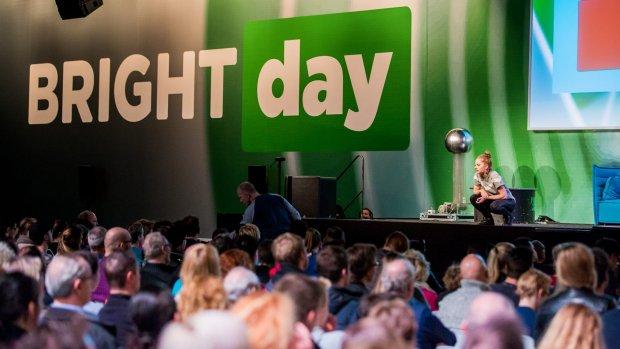 Robots, gamers en gadgets op uitverkocht techfestival Bright Day