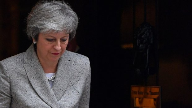 Opeens dreigt May brexit te stoppen: 'Dit is heel veelzeggend'