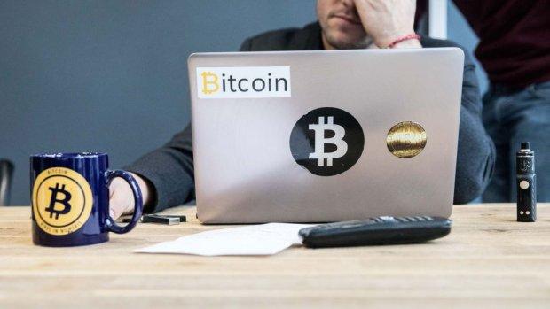 De bitcoin, 365 dagen en -17.000 dollar later