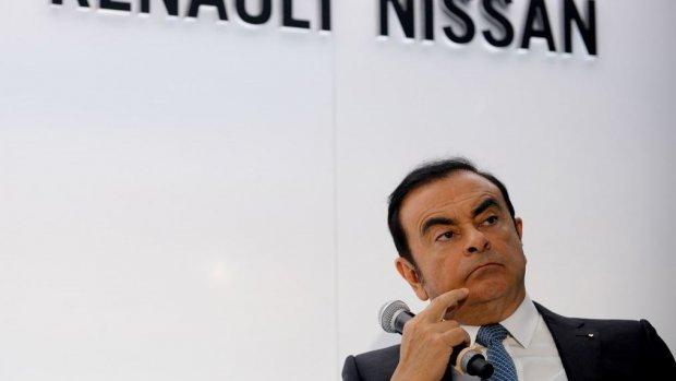 Nieuwe aanklacht Ghosn voor miljoenenverduistering Nissan