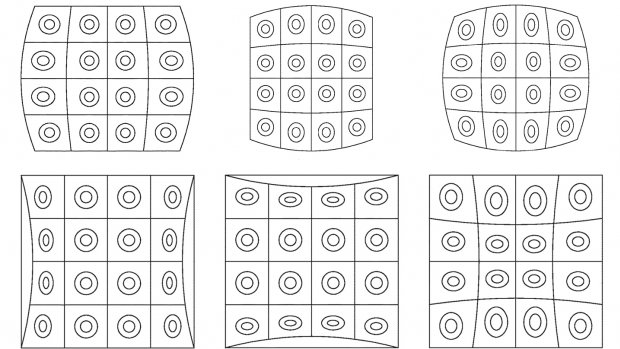 LG patenteert telefoon met 16 cameralenzen