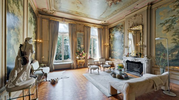Monumentaal paleisje aan Keizersgracht te koop voor 4 miljoen