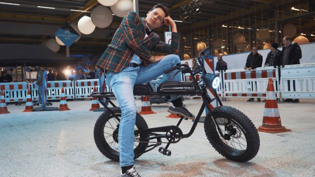 Getest: deze stoere e-bike is een genot om op te rijden