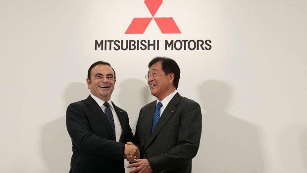 Gearresteerde auto-topman Ghosn nu ook ontslagen bij Mitsubishi