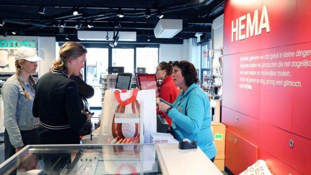 Verkoop Hema-winkels en bakkerij 'slimme zet van Boekhoorn'