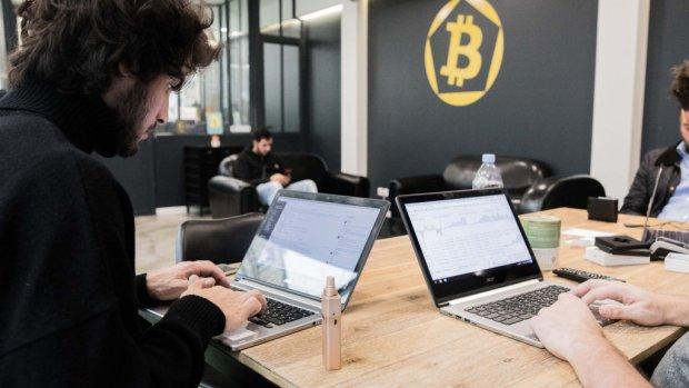 Bitcoin daalt 80 procent, maar believer houdt het op 'een dipje'
