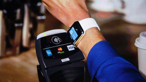 Betaaldienst Apple Pay beschikbaar in België