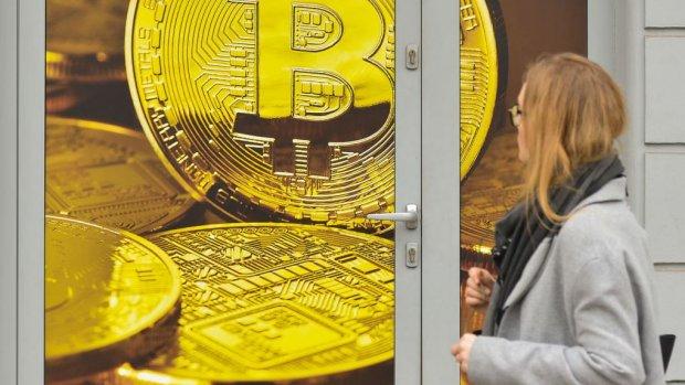 Bitcoin schuurt weer aan tegen grens van 4000 dollar