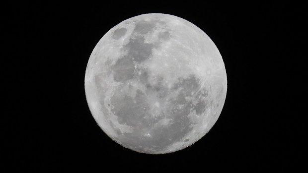 Missie bracht mogelijk leven naar de maan