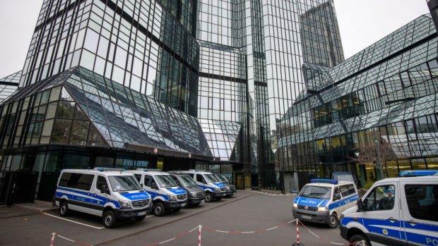 Weer inval bij Deutsche Bank om witwaszaak, nu bij topmanagement