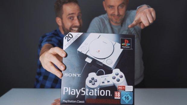 Eerste indruk PlayStation Classic: bijna een must-have