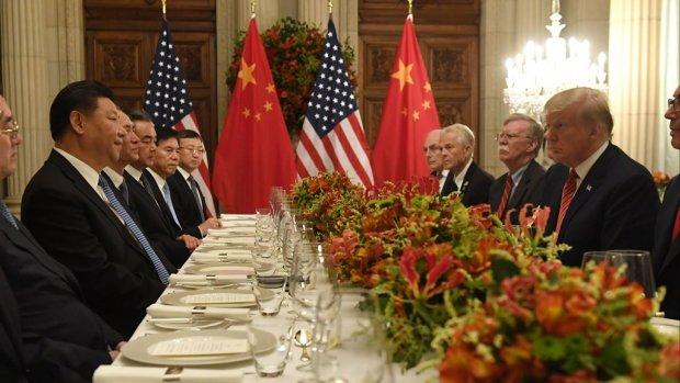 'Wapenstilstand' in handelsconflict VS en China