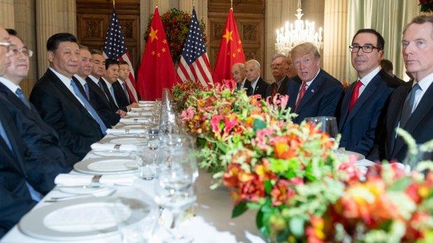 Adempauze handelsconflict VS-China, 'strijdbijl nog lang niet begraven'